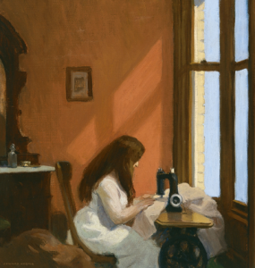 Hopper seamstress