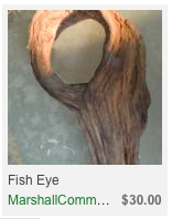 fish eye wood