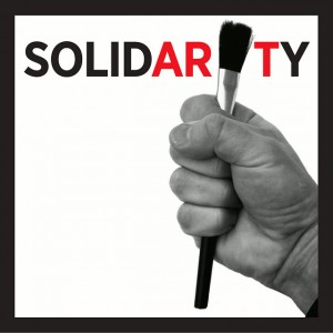 solidarity art ClarkPeterson Flickr
